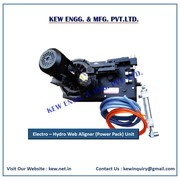 Electro - Hydro Pneumatic Web Aligner Power Pack Unit | Web Guide
